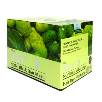 BSY Noni Black Hair Magic 12 ml x 20 Sachets
